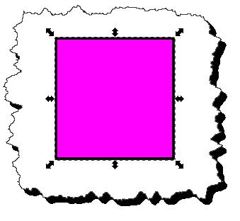 Inkscape: Change stroke width result