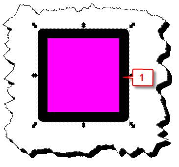 Inkscape: Remove fill step 1