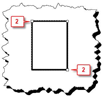 Inkscape: Resize rectangle