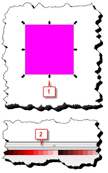 Inkscape: Add stroke steps 1 & 2